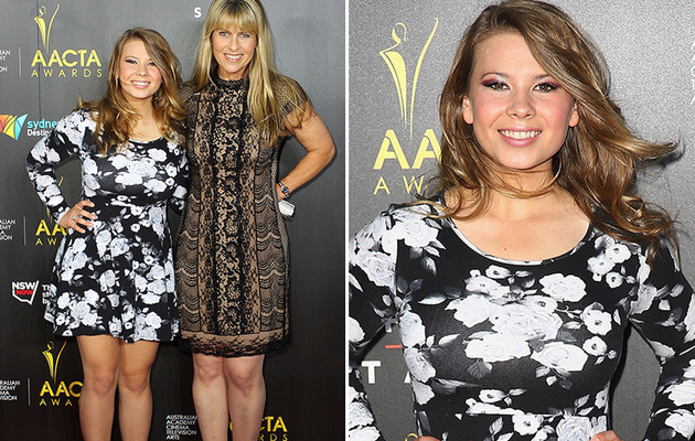 Bindi Irwin Looks All Grown Up At AACTA Awards!