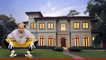 Ex-Steelers Star James Farrior -- Drops $3.8 MIL on Badass Retirement Mansion