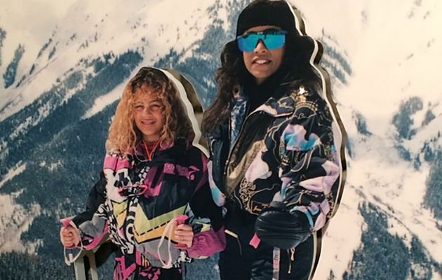 Nicole Richie Shares Hilarious Throwback Ski Snapshot!