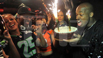 Adrian Peterson -- Cake Delivery for My Favorite 'N-Word'