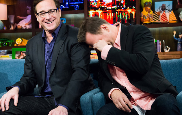 """Dave Coulier Grilled About Alanis Morissette And """"You Oughta Know"""""""