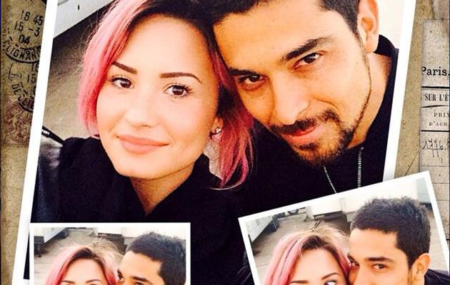 Demi Lovato Sparks Engagement Rumors with Wilmer Valderrama