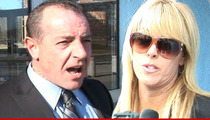 Michael Lohan to Dina -- Write Your Damn Book ... But I'm Getting a Deal Too