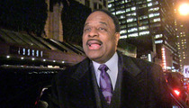 'NFL Today' Host James Brown -- George Zimmerman Would Run From These Fists