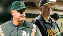 Philip Seymour Hoffman -- I Never Blamed Him for Smear Job in 'Moneyball' ... Says Ex-Oakland A's Manager