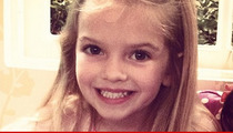 5-Year-Old Disney Star -- Cops Investigating Death Threats