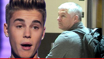 Justin Bieber Settles Bodyguard Lawsuit -- One Less Legal Headache