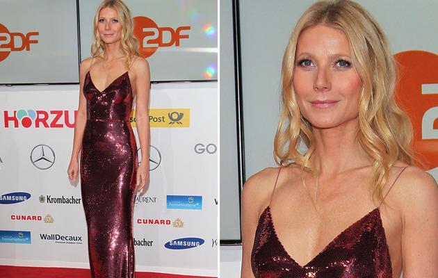 Gwyneth Paltrow Stuns At 2014 Goldene Kamera Awards!