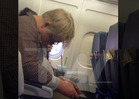 Philip Seymour Hoffman -- Nods Off On Plane After Drinking Binge