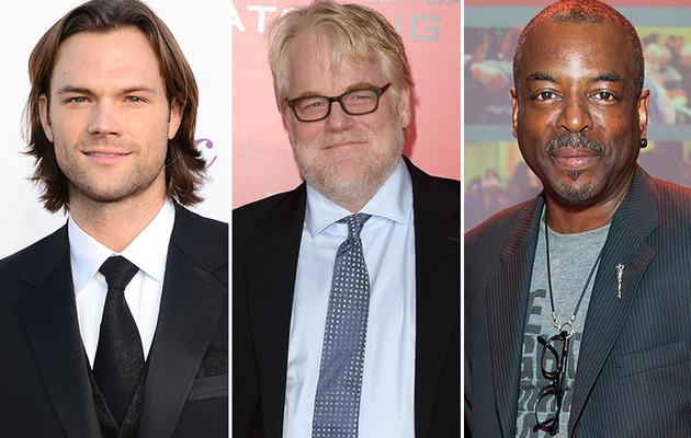 Jared Padalecki & LeVar Burton Get Backlash for Philip Seymour Hoffman…