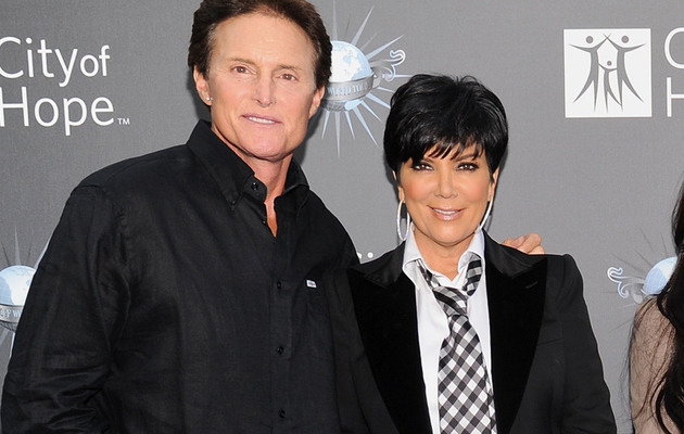 Khloe Kardashian Posts Epic Throwback Pic of Kris & Bruce Jenner!