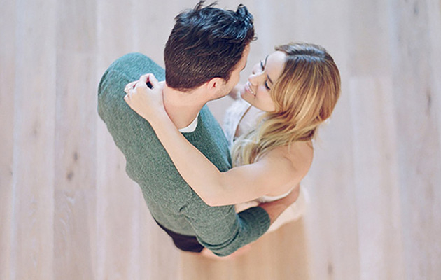 Lauren Conrad Shares Engagement Photos, Talks Valentine's Day!