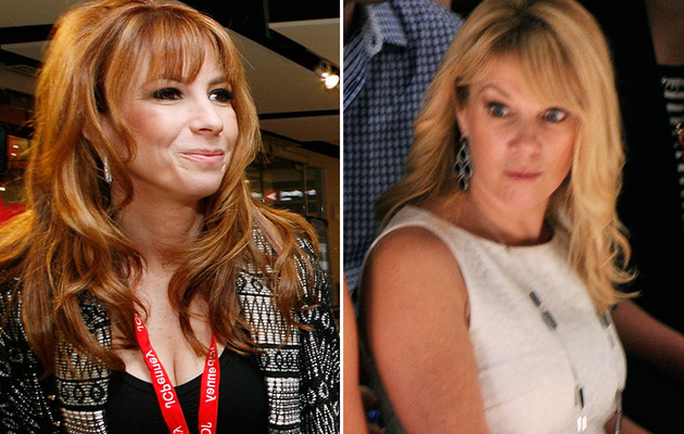 "Jill Zarin Details Feud with ""Real Housewives"" Star Ramona Singer"