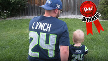 TMZ's Seahawks vs. Broncos Fan Photo Contest -- WINNER!