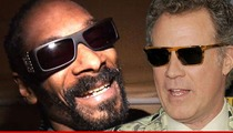 Snoop to Will Ferrell -- We Should RAP Together ... 'Boats N' Hoes Part 2?'