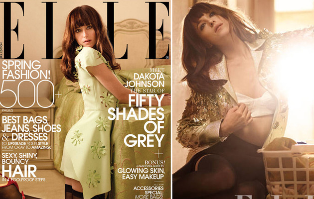 "Dakota Johnson Talks ""50 Shades of Grey"": I Have No Shame!"
