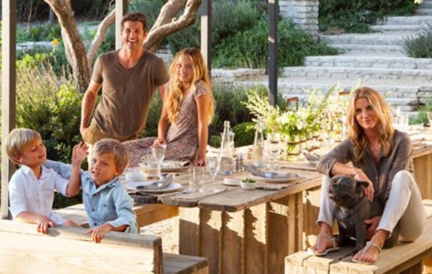 Take a Peek Inside Patrick Dempsey's Malibu Home
