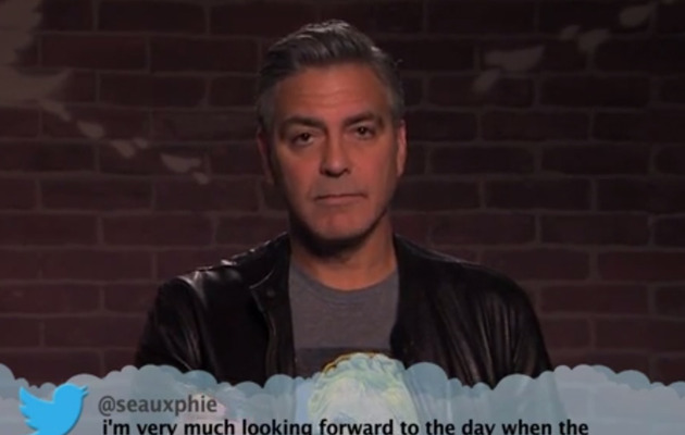 Celebrities Read Mean Tweets -- See George Clooney, Tom Hanks & More!