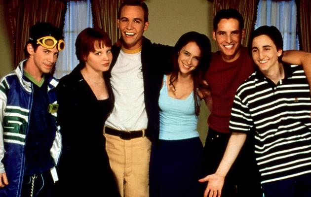 "Seth Green Turns 40 -- See The Cast of ""Can't Hardly Wait"" Then & Now!"