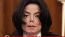 Michael Jackson Estate -- The IRS Is Off the Wall