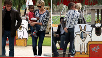 Sean Penn & Charlize Theron -- Heavy Petting