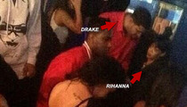 Drake & Rihanna -- Back Together ... In L.A. Nightclub