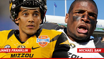Univ. of Missouri QB -- I Accept Michael Sam ... But I Don't Support Homosexuality