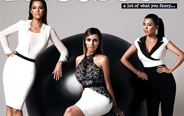 Fans Cry Photoshop on The Kardashian's New Notebook Cover!