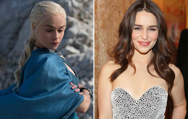 Emilia Clarke Voted AskMen's Most Desirable Woman of 2014!