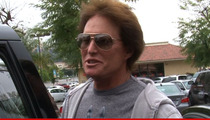 Bruce Jenner -- A Man's Man On the Golf Course