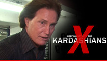 Bruce Jenner -- Quitting Kardashian Show ... Quitting Hollywood