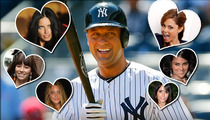 Derek Jeter -- I'll Never Retire From Nailing Hot Chicks