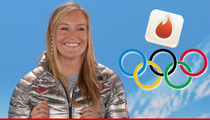 Tinder Co-Founder to U.S. Olympians -- Focus On Winning ... Not Boning!