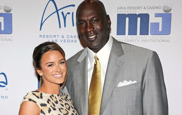 Michael Jordan and Wife Yvette Welcome Twin Girls -- Find Out Their Names!