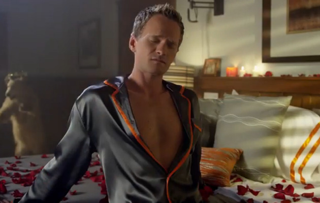 Neil Patrick Harris Hops Into Bed for Sexy New Music Video!