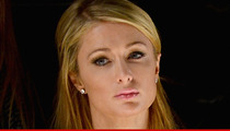 Paris Hilton -- Tatted-Up Alleged Stalker Goes Free