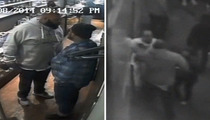 Suge Knight -- No Pot, No Peace ... Punches Weed Shop Owner ON CAMERA