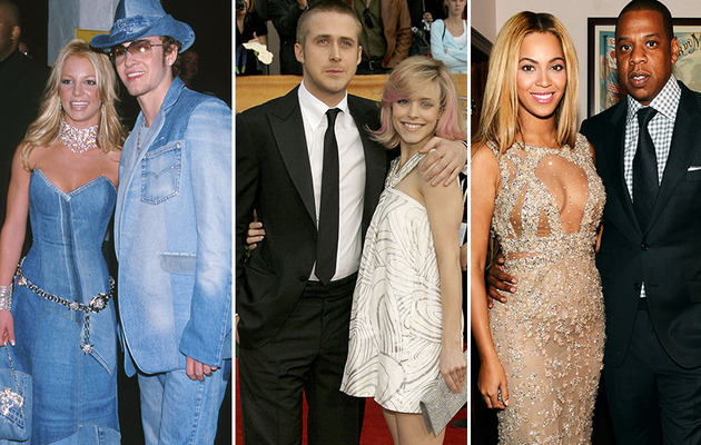 Favorite Celebrity Couples of All Time -- See the Photos!