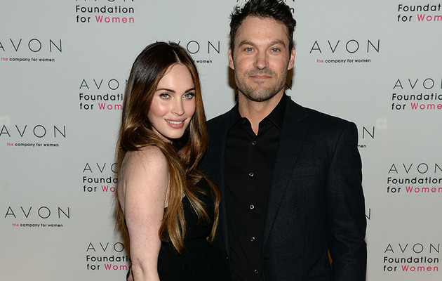 Megan Fox & Brian Austin Green Name Baby Bodhi Ransom Green