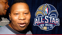 NBA All-Star Weekend -- THE HOS ARE COMIN' ... Says Popwerful Rap Mogul
