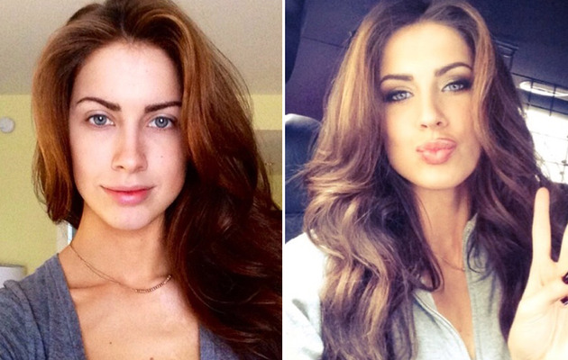 Katherine Webb Shares Makeup-Free Selfie -- See the Stunning Pic!