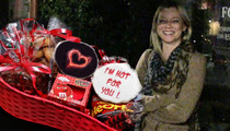 Amy Smart -- No Sympathy for Valentine's Day Losers