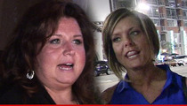 'Dance Moms' Star Sues -- Abby Lee Miller is a 300 lb. Beast Who Tried to Bite Me