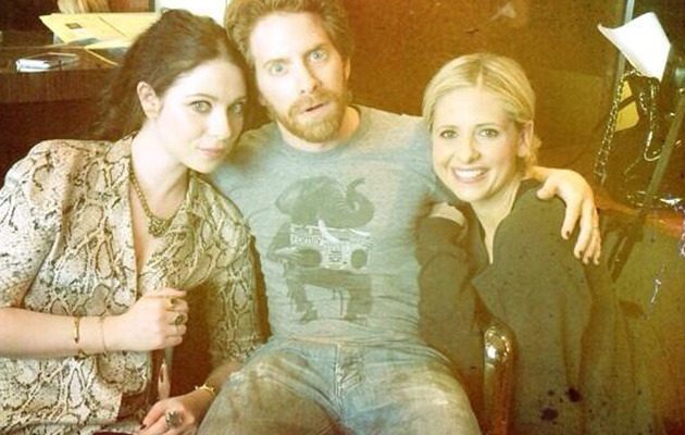 """Buffy the Vampire Slayer"" Reunion -- See the Awesome Photo!"