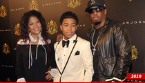 Diddy's Baby Mama -- Bank Forecloses on Her House