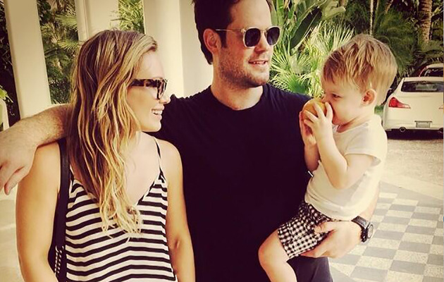 Hilary Duff Spends Valentine's Day on Vacation With the Family!