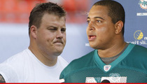 Richie Incognito to Jonathan Martin -- I STILL LOVE YOU ... Please Call Me!