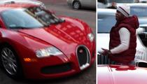 Birdman -- $500,000 BDAY PARTY ... Champagne, Celebs, Hotties & Bugattis