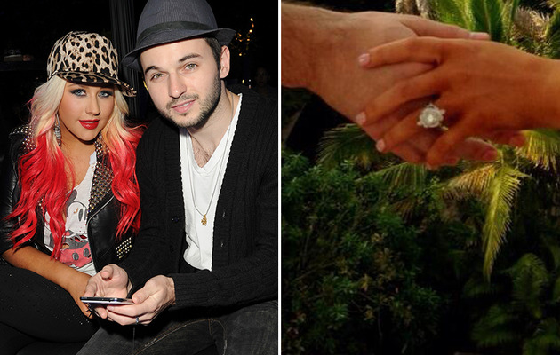 Christina Aguilera Confirms Pregnancy -- Is She Having a Boy or Girl?