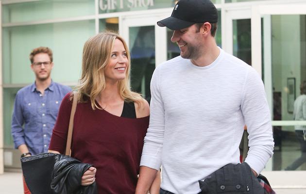 John Krasinski & Emily Blunt Welcome Baby Girl -- What's Her Name?!